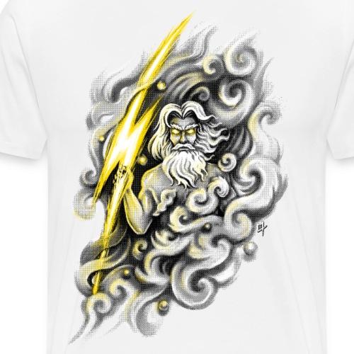 Zeus - Men's Premium T-Shirt