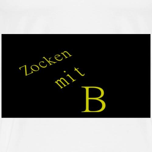 Hintergrund png - Männer Premium T-Shirt