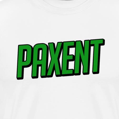 PAXENT LOGO - Männer Premium T-Shirt