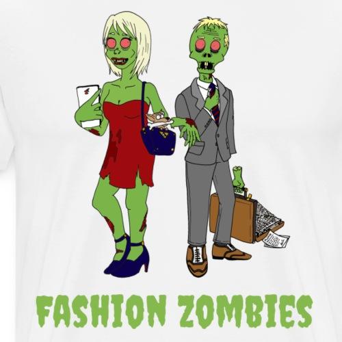 Fashion Zombie - Men's Premium T-Shirt