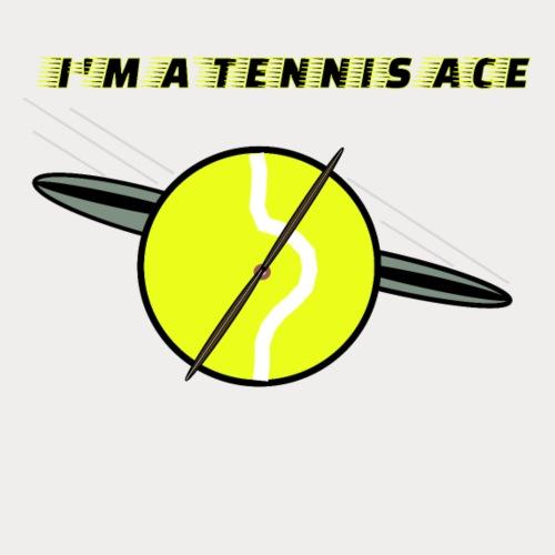 tennis ace - Men's Premium T-Shirt