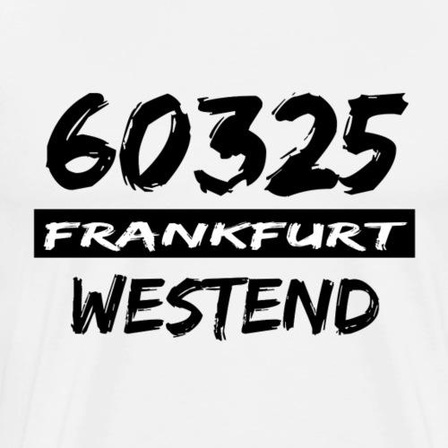 60325 Frankfurt Westend - Männer Premium T-Shirt
