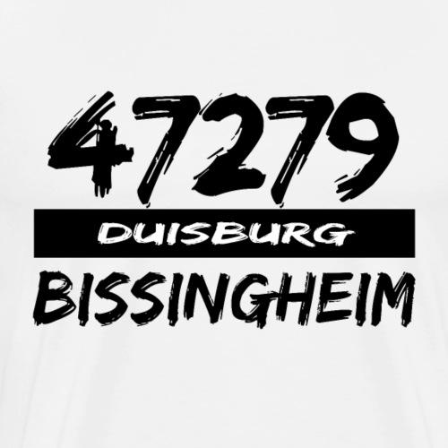 47279 Bissingheim Duisburg - Männer Premium T-Shirt