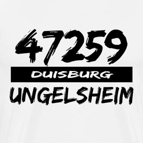 47259 Ungelsheim Duisburg - Männer Premium T-Shirt