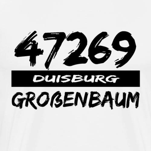 47269 Großenbaum Duisburg - Männer Premium T-Shirt
