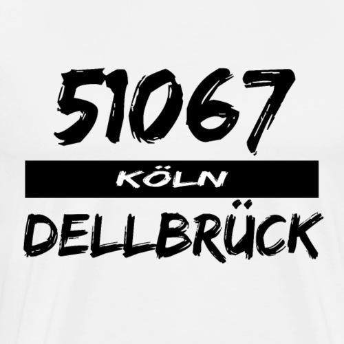 51067 Köln Dellbrück - Männer Premium T-Shirt