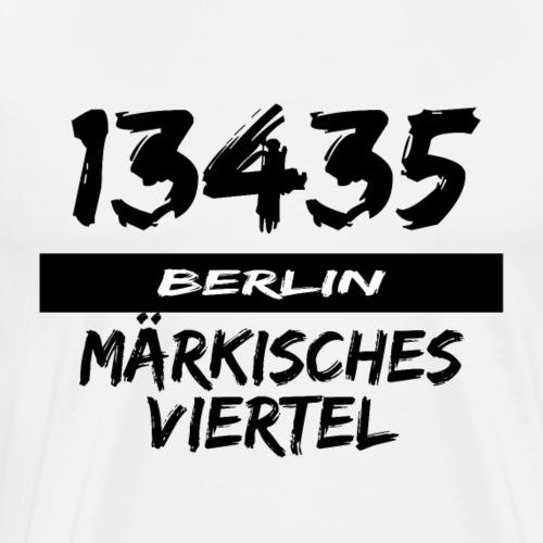 13435 Berlin Märkisches Viertel - Männer Premium T-Shirt