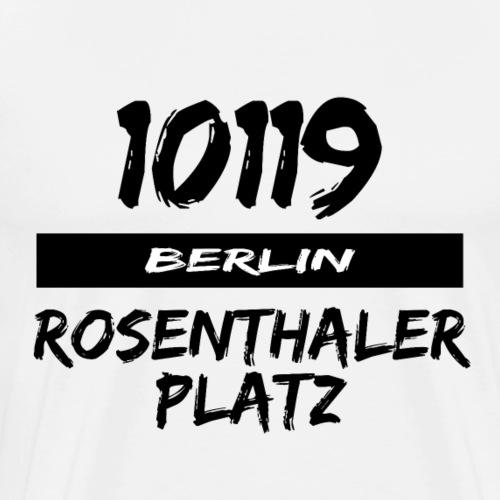 10119 Berlin Rosenthaler Platz - Männer Premium T-Shirt