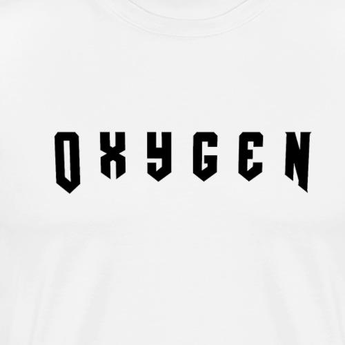 Oxygen basic - Camiseta premium hombre