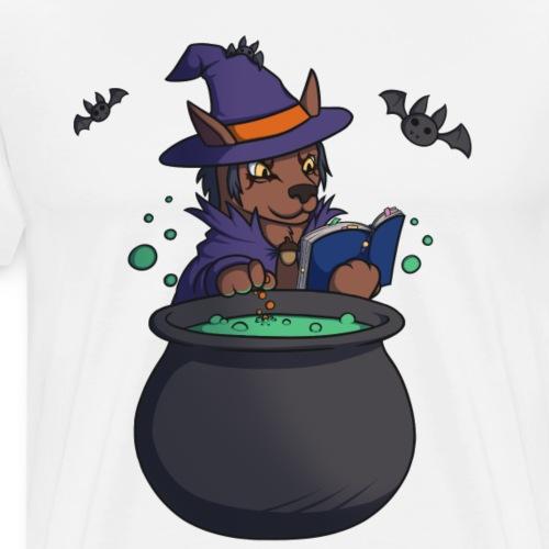 Hexen Bärchi - Männer Premium T-Shirt
