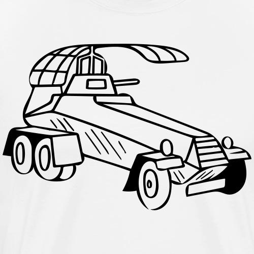 SdKfz - Männer Premium T-Shirt