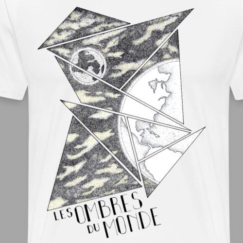 Ombres du monde - La valse à mille points - T-shirt Premium Homme