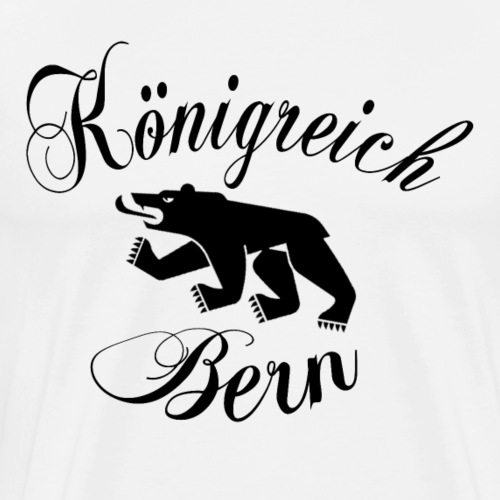 Königreich Bern - Männer Premium T-Shirt