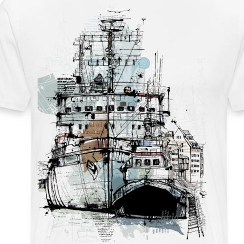 Eisbrecher - Männer Premium T-Shirt
