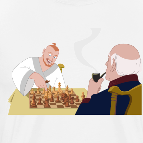 Put that in your pipe and smoke it! - Men's Premium T-Shirt