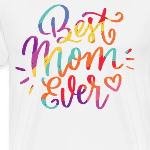 Beste Mama für immer - Männer Premium T-Shirt