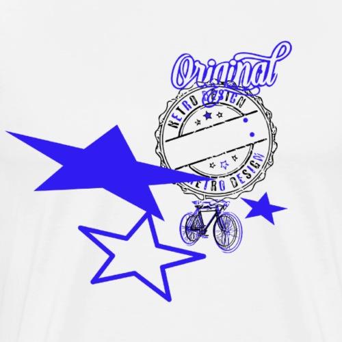 vintage star collection - T-shirt Premium Homme
