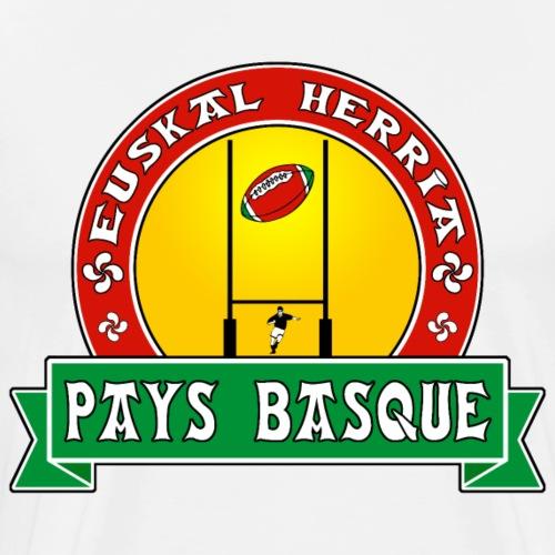 Pays Basque sport 02 - T-shirt Premium Homme