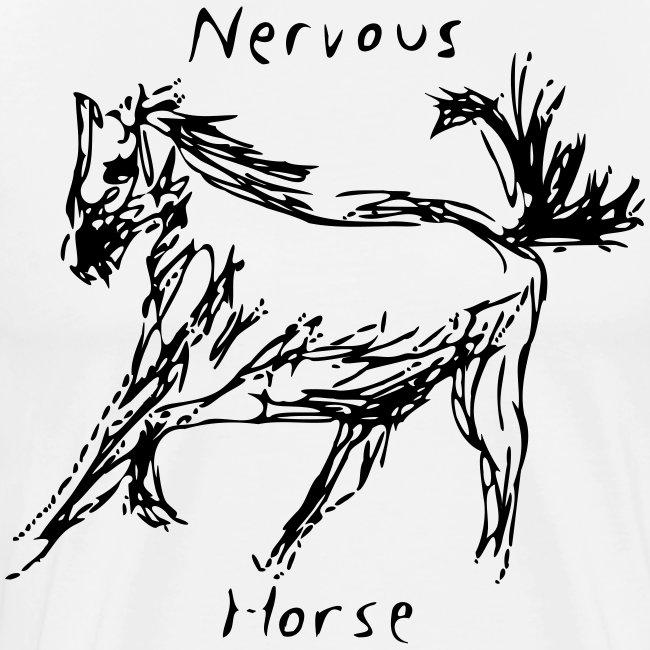 Nervous Horse