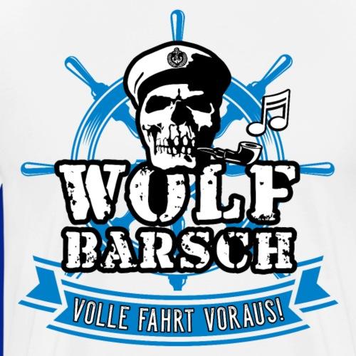 Wolf Barsch Shirts 2018 0 - Männer Premium T-Shirt