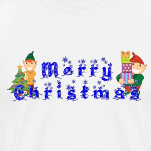 Merry Christmas with Elf's