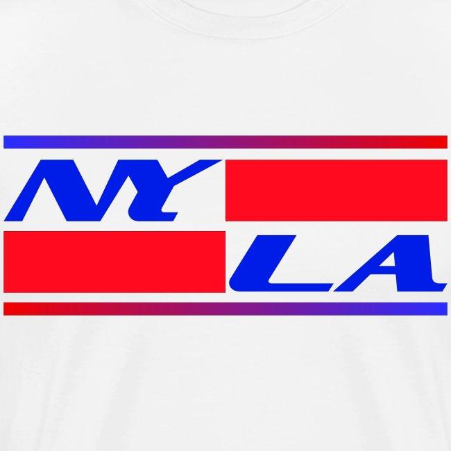 New York NY Los Angeles LA