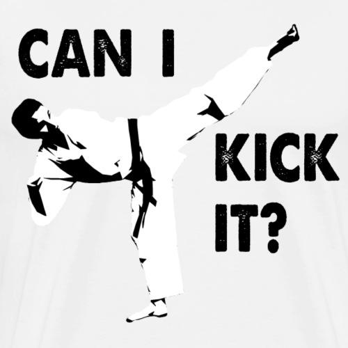 Can I Kick It - Men's Premium T-Shirt