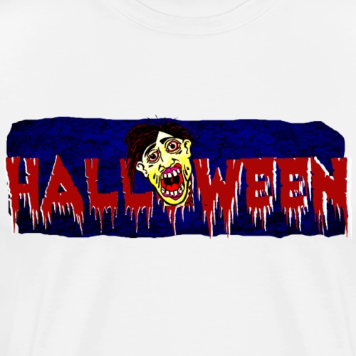 Halloween5neu - Männer Premium T-Shirt