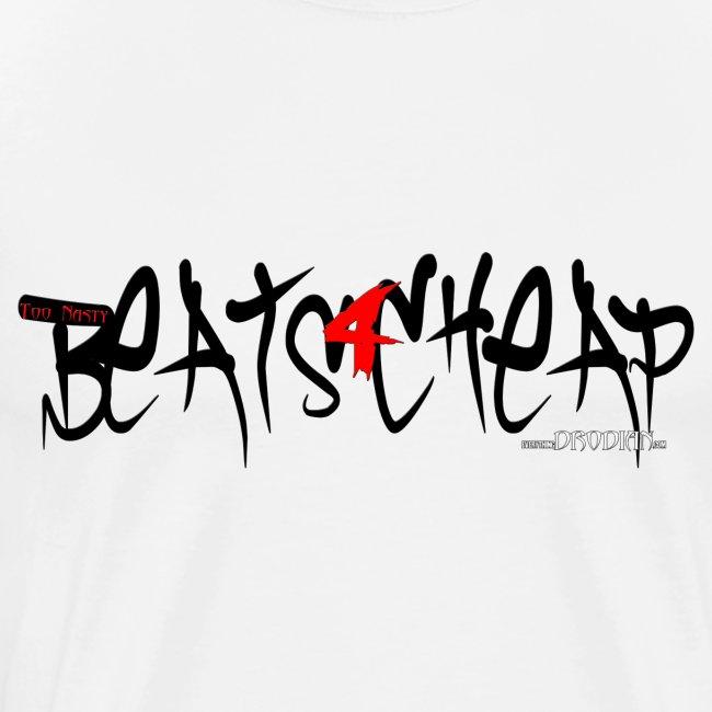 B4C black graffiti 2