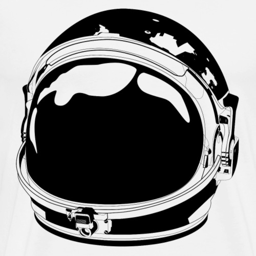 The Cosmonaut - Men's Premium T-Shirt