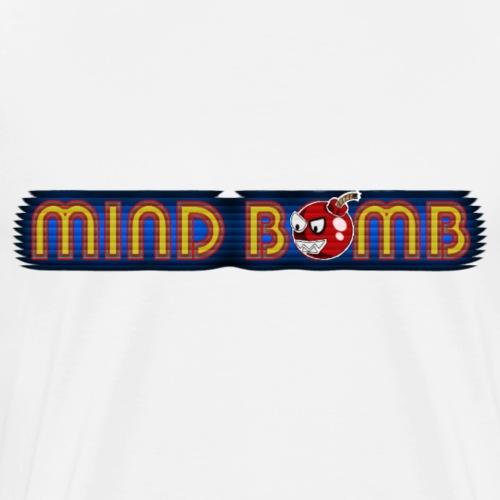mindbomb 3 - Männer Premium T-Shirt