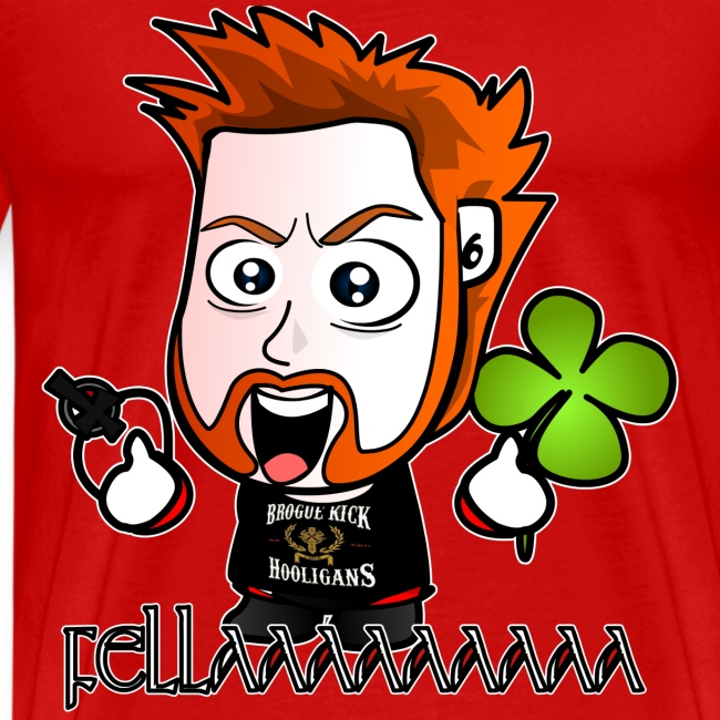 Chibi Sheamus - Fella