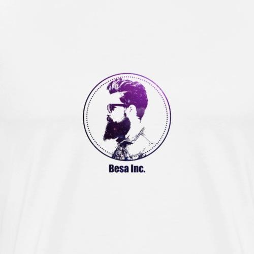 BesaInc logo - Maglietta Premium da uomo