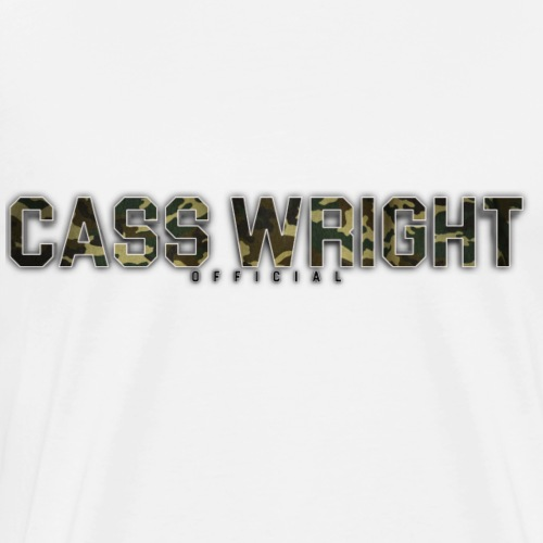 cass wright hoodie - Men's Premium T-Shirt