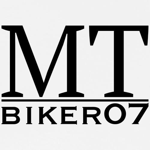 mt_biker07 - Männer Premium T-Shirt