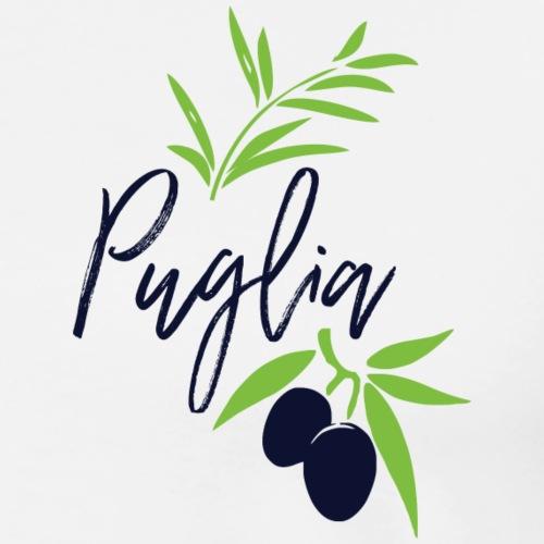 Puglia - Maglietta Premium da uomo