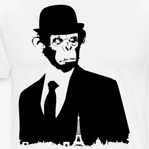 COLLECTION *BLACK MONKEY PARIS* - T-shirt Premium Homme
