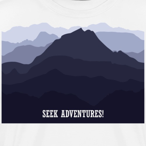 seekadventures - Men's Premium T-Shirt