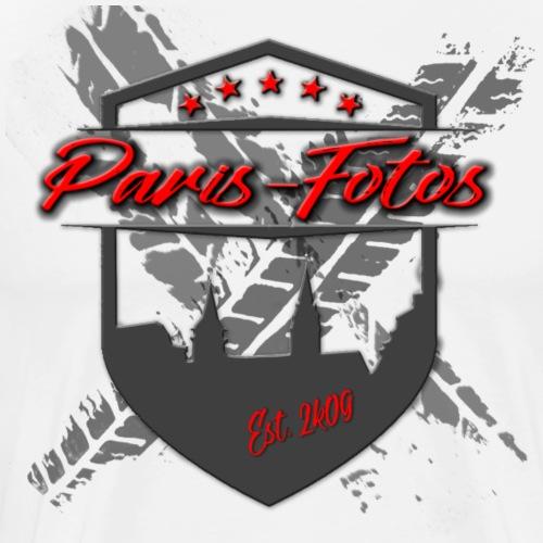 Paris Wappen - Männer Premium T-Shirt