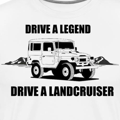 LANDCRUISER - Männer Premium T-Shirt