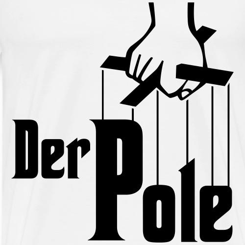 Der Pole - Männer Premium T-Shirt