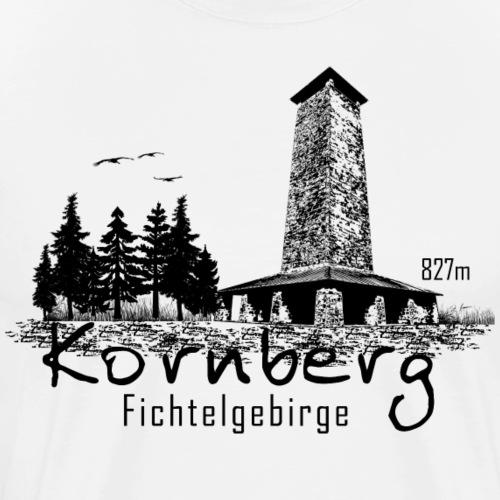 Kronberg Fichtelgebirge - Männer Premium T-Shirt