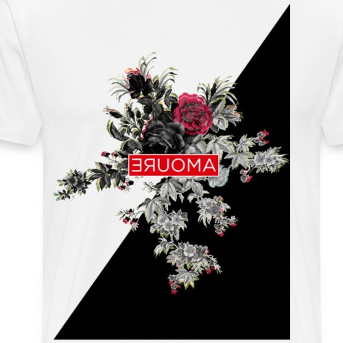 Amour Amour - T-shirt Premium Homme