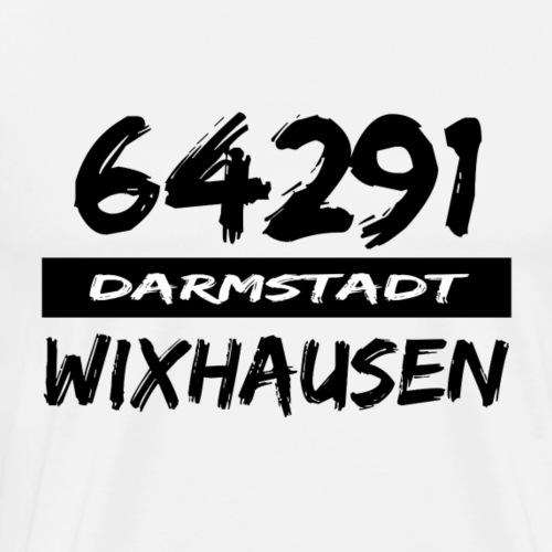 64291 Wixhausen Darmstadt Hessen tshirt - Männer Premium T-Shirt