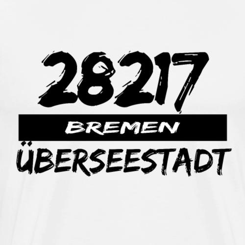28217 Bremen Überseestadt - Männer Premium T-Shirt