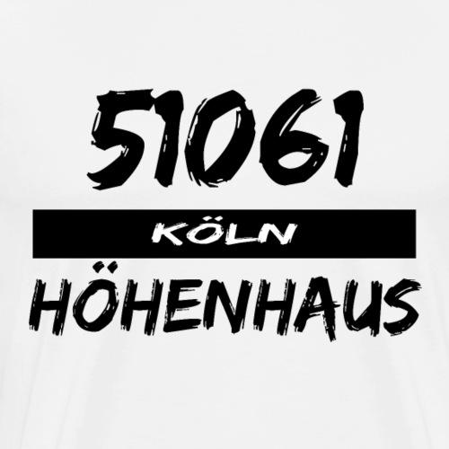 51061 Köln Höhenhaus - Männer Premium T-Shirt