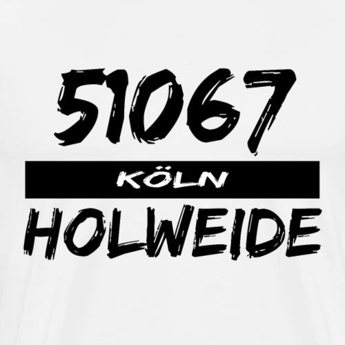 51067 Köln Holweide - Männer Premium T-Shirt