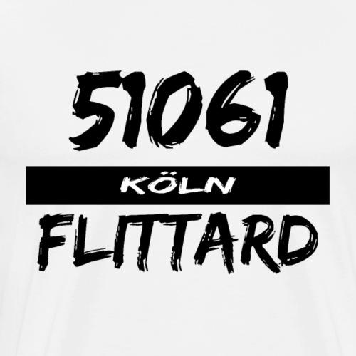 51061 Köln Flittard - Männer Premium T-Shirt