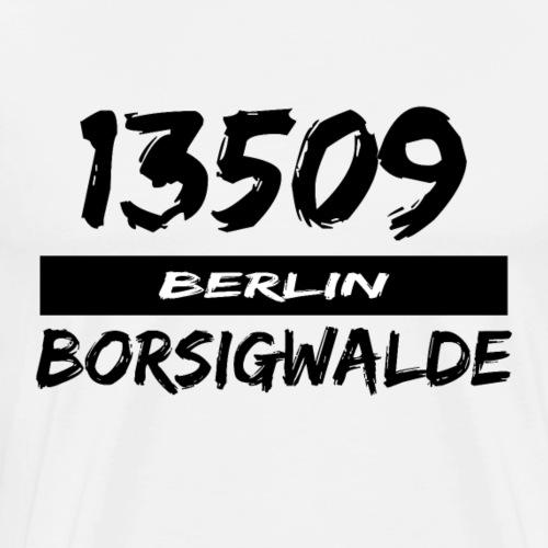 13509 Berlin Borsigwalde - Männer Premium T-Shirt