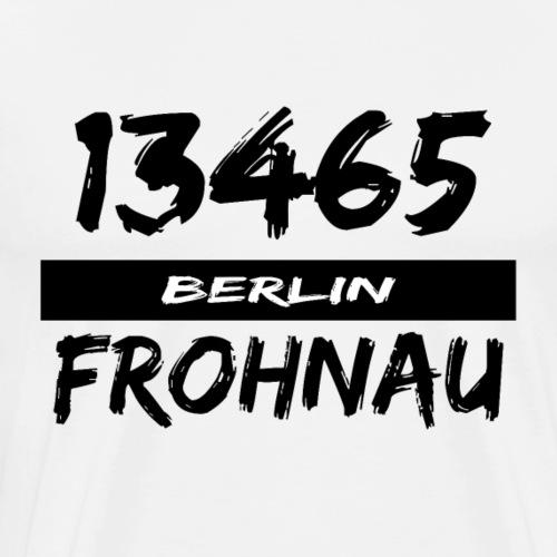 13465 Berlin Frohnau - Männer Premium T-Shirt